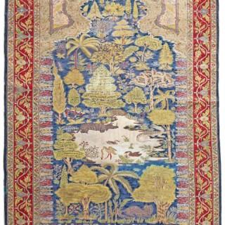 Old Kayseri Pictorial rug