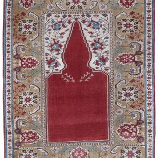 Antique Transylvanian rug
