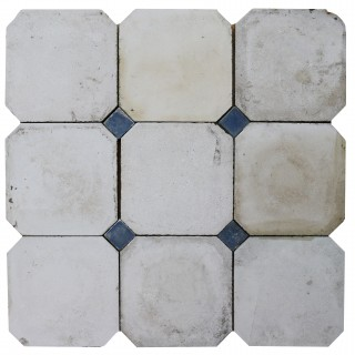 Reclaimed Cabochon Flooring or Floor Tiles 7.3 m2 (78 sq ft)