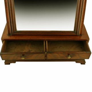 18th Century Chippendale Dressing Mirror