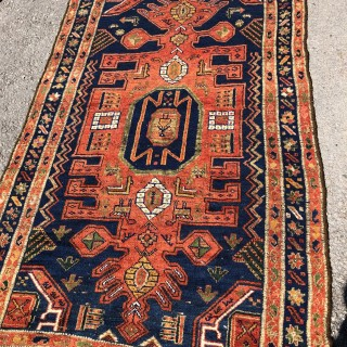 Very good and colourful oriental rug c1930 Oriental Rug circa 1930