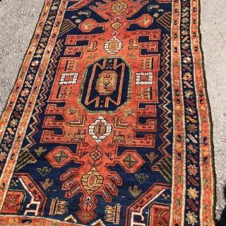 Very good and colourful oriental rug c1930 Oriental Rug circa 1930