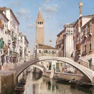 Rio de San Barbara, Venice