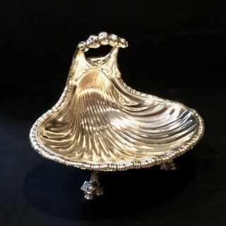 Silver Plated Shell