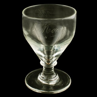Three Georgian Deceptive Bowl Rummers