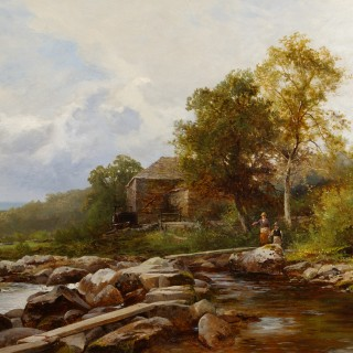 The Mill, Llanbedr