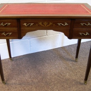 Late Victorian Ladies Writing Desk