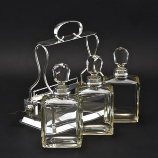 Three Bottle Tantalus