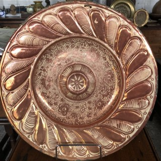 Late 17th Century Hispano Moresque plate