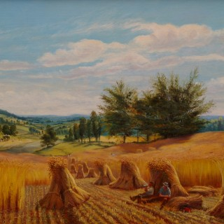 A Rest from the Harvest