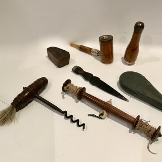 Selection  of Curios