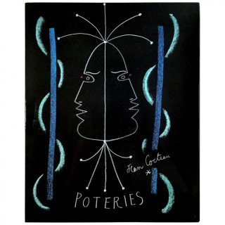 Jean Cocteau, Poteries, Catalogue Des Ceramiques, 1957-1963 First Edition, 1989
