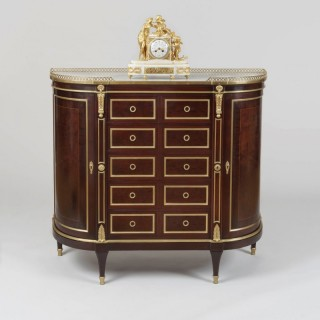 A Fine Side Cabinet by G. Durand of Paris