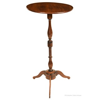 Campaign Candlestand orTripod Table