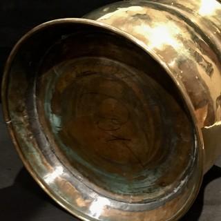 Eighteenth Century Brass Jardiniere