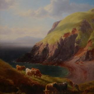 On the Llugwy, North Wales