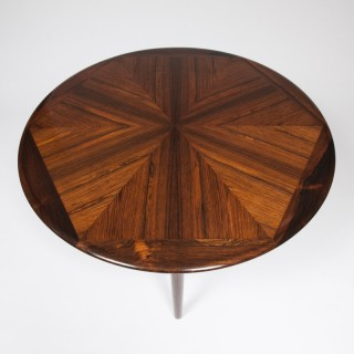 ROSEWOOD LOW TABLE by Henry Klein