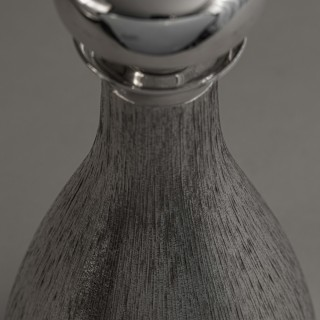 Sterling Silver Decanter
