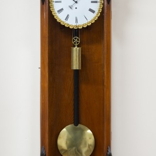 Vienna Regulator Weight Driven Wall Clock by A.Mayer in Wein