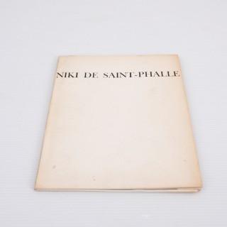 Group of Niki de Sainte Phalle books
