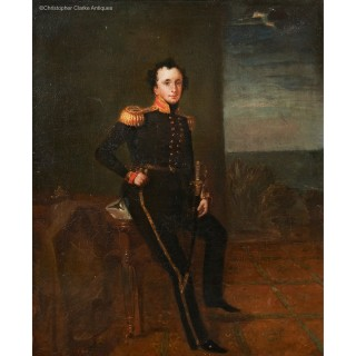 Portrait Of Captain Follett Pennell