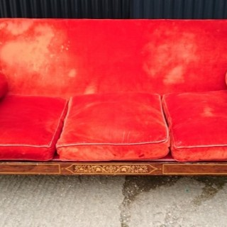 Regency Antique Sofa