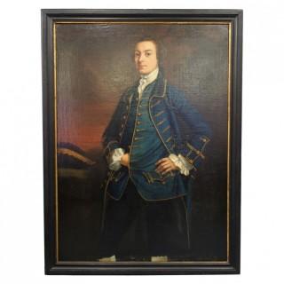18th Century Portrait of a Gentleman