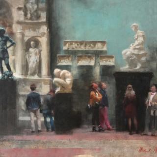 Talking of Michelangelo, V&A