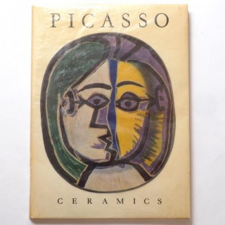 Picasso Ceramics, Book 1st English Language Edition, 1950
