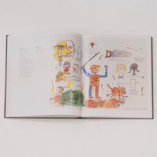 Jean-Michel Basquiat - Catalogue Raisonne of Works on Paper - First Edition 1999