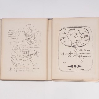 Cahier de Georges Braque 1917-1955 First Edition Book 1956