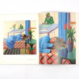 Pictures by David Hockney, Signed by Artist, 1979