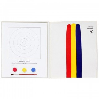 Jasper Johns & Technics and Creativity ii Catalogue, Gemini G.E.L. & MoMa, 1971
