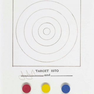 Jasper Johns & Technics and Creativity ii Catalogue, Gemini G.E.L. & MoMa, 1971