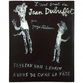 L'art Brut de Jean Dubuffet 1st Edition 1953