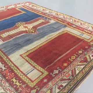 Striking Shirvan rug
