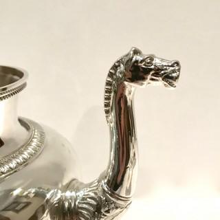 Rare Barnard Silver teapot