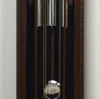 Art Deco Westminster Chiming Longcase Clock