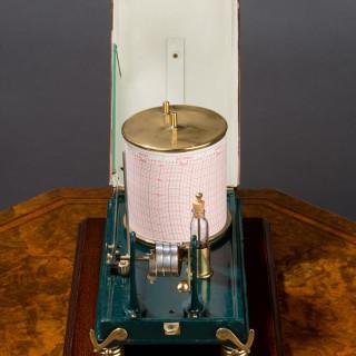 Edwardian Copper Thermograph by Short & Mason, London