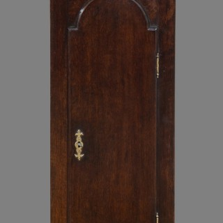 George III Oak Cased Longcase Clock by Phillip Avenell, Farnham