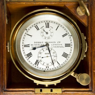 Marine Chronometer by Dobbie McInnes
