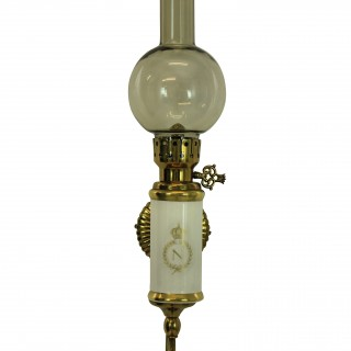 A PAIR OF NAPOLEONIC REVIVAL SCONCES