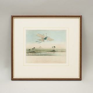 The Aerial Transit Company Print