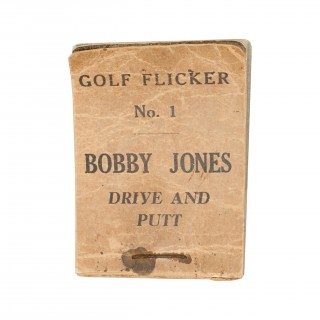 Golf Ficker No.1, Bobby Jones, Drive And Putt