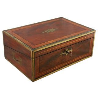 Georgian Writing Box by Hicks London