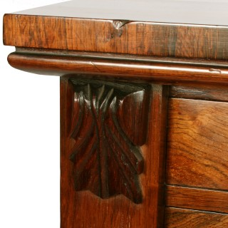 Regency Rosewood Wellington Chest
