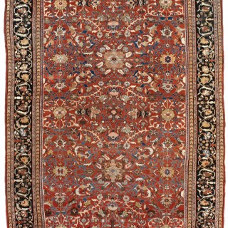Rare Antique Sultanabad Carpet