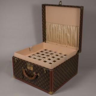 Louis Vuitton Square Hat Case