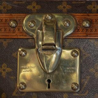 Louis Vuitton LV Monogram Aero Trunk
