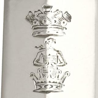 Set of Six Sterling Silver Meat Skewers by Paul Storr - Antique George III